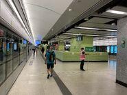 Ho Man Tin Tuen Ma Line platform 30-06-2021(2)