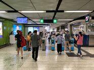 Lok Fu exit gate 05-06-2020