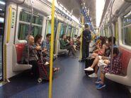 MTR West Rail Line compartment 30-05-2015