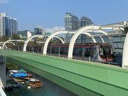 A504-A503 MTR South Island Line 22-03-2020