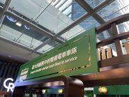 Hong Kong Tramways World Record Pop-Up Store board 21-08-2021