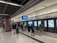 Hung Hom new West Rail Line platform 20-06-2021(14)
