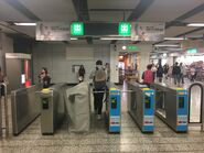 Kowloon Bay exit gate 14-12-2019