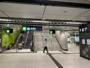 Diamond Hill Tuen Ma Line Phrase 1 to Exit A2 14-02-2020