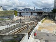 Near Hung Hom new West Rail Line track 20-06-2021(2)