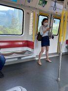 Tuen Ma Line Phase 1 train door 29-08-2020(2)