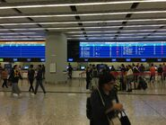 West Kowloon counter 08-02-2019