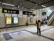 Hin Keng to platrform escalator 14-02-2020