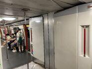 MTR M Train compartment 17-08-2021