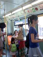 港鐵化第三期輕鐵列車3