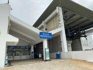 Ngong Ping 360 Ngong Ping Station entry 22-06-2020