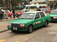 SP4081 (New Territories Taxi) 08-02-2019