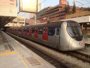 E213 East Rail Line 08-01-2016