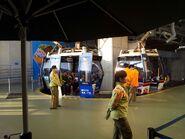 Ngong Ping 360 cable car ready leave Ngong Ping Station(3)