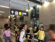 Sai Ying Pun Exit B lift 29-03-2015