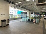 Wong Chuk Hang platform 03-05-2020