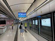 Hung Hom new West Rail Line platform 20-06-2021(7)