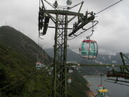 OP cable car tower 16
