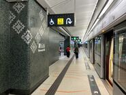 Diamond Hill Tuen Ma Line Phase 1 platform 1 23-03-2020