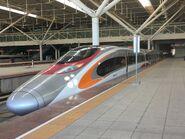 CRH380A-0252 Guangzhou-Shenzhen-Hong Kong High Speed Rail(MTR) 29-10-2018