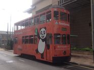 Hong Kong Tramways 131(S19) Kennedy Town to Happy Valley 27-05-2016