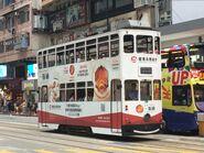 Hong Kong Tramways 9(S07) Shau Kei Wan to Sheung Wan(Western Market) 12-08-2019