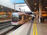 1054(009) MTR Light Rail 505