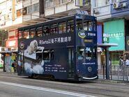 Hong Kong Tramways 95(101) Shau Kei Wan to Happy Valley 22-08-2021(2)