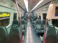 East Rail Line MLR First Class compartment 05-07-2021(2)