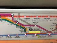 MTR part of route map before XRL begining 18-09-2018