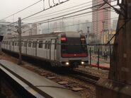 022 MTR Island Line 07-03-2016