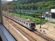 M Train Tsuen Wan Line 28-06-2015