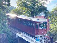 Peak Tram(White light) to Garden Road 28-06-2020