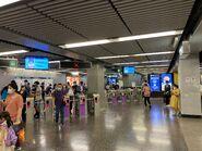 Tsim Sha Tsui gate 19-07-2021