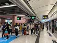 Hung Hom new West Rail Line platform 20-06-2021(30)