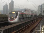 001 Ma On Shan Line(EWL C -Train) 18-03-2017