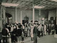 BS ticket hall TST