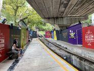 Garden Road temporary platform 08-06-2021(1)
