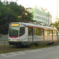 輕鐵614綫