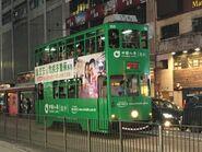 Hong Kong Tramways 156 Shek Tong Tsui to North Point 19-03-2019
