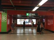 Lai Chi Kok to Exit B 18-09-2019