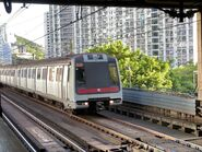 039 MTR Tsuen Wan Line 23-08-2021