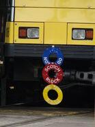 LRV 1016 in Service Pit 2
