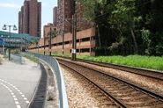 Rail South of Tsing Lun Rd