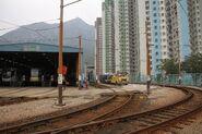 LRT Depot Track 1,2 Service Pit