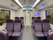 MTR East Rail Line First Class compartment 22-07-2021(2)