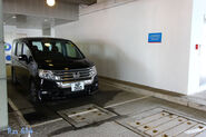 TCT Company Vehicles Parking 201509