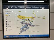 Ho Man Tin Station inside map 27-06-2021(1)