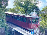 Peak Tram(Green light) to Garden Road 28-06-2020