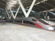 China Railway CRA400AF-A-2078 G6534(Hong Kong West Kowloon to Guangzhounan) 09-07-2019